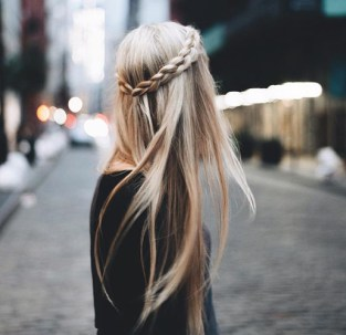 braids inspiration tumblr pinterest hairstyle beautiful hair braid crown3