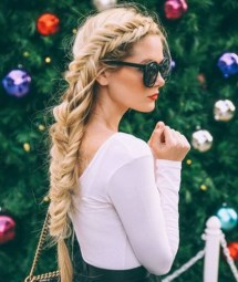 braids inspiration tumblr pinterest hairstyle side braid inspo long blonde hair girl messy hippie braid with extensions