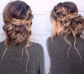 braids inspiration tumblr pinterest messy hairstyle inspo hair girl