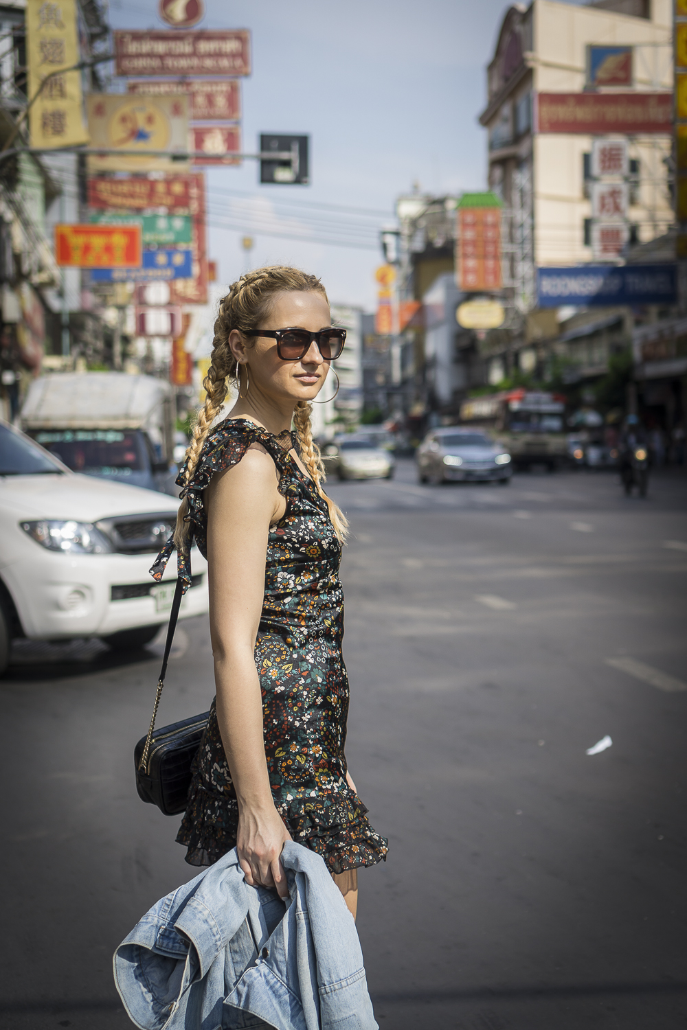 Streets Of China Town In Bangkok Thailand Style Gallery