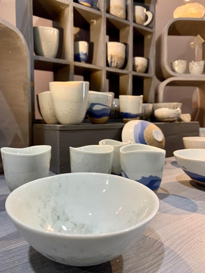 bols céramique courbes Terres d'Âme