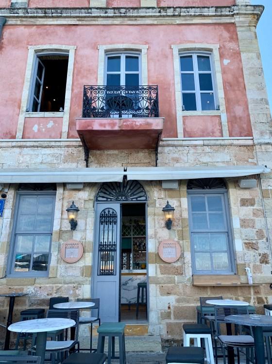 restaurant la Canée