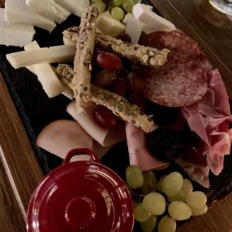planche aperitif restaurant Magma