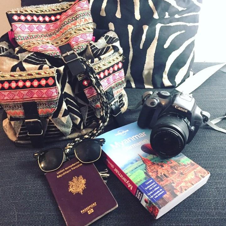 Dans ma valise pour … la BIRMANIE !