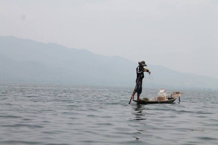 Birmanie – 3 jours de trek vers Inle
