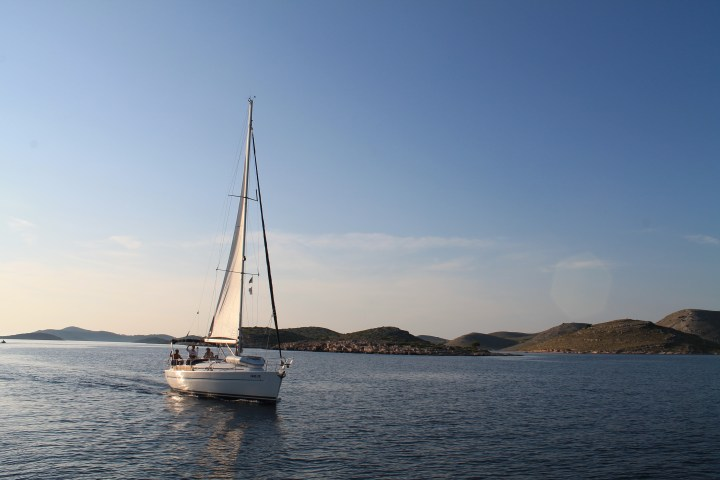 Croatie, la côte Dalmate