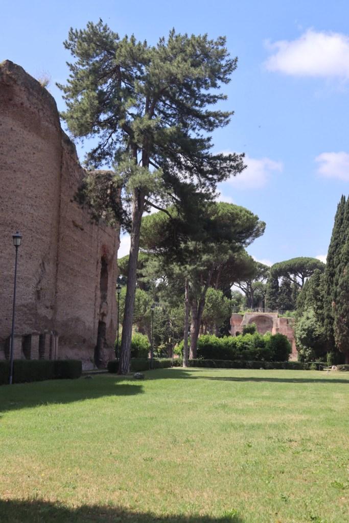 Termes de Caracalla