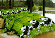 sprei-lady-rose-3d-panda