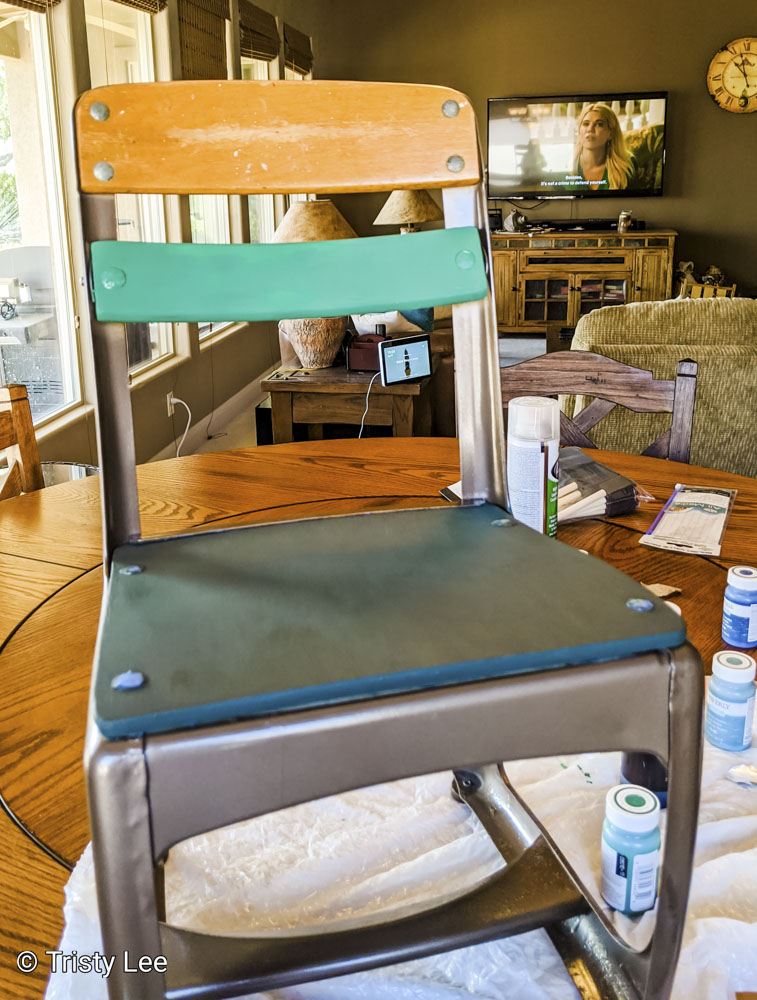 Painting Chair