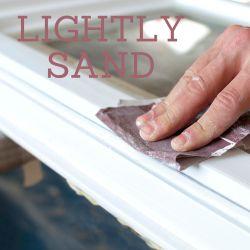 Lightly Sand