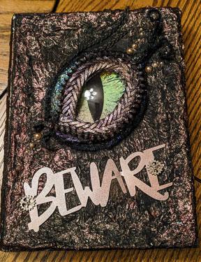 Dragon Eye Witch Book