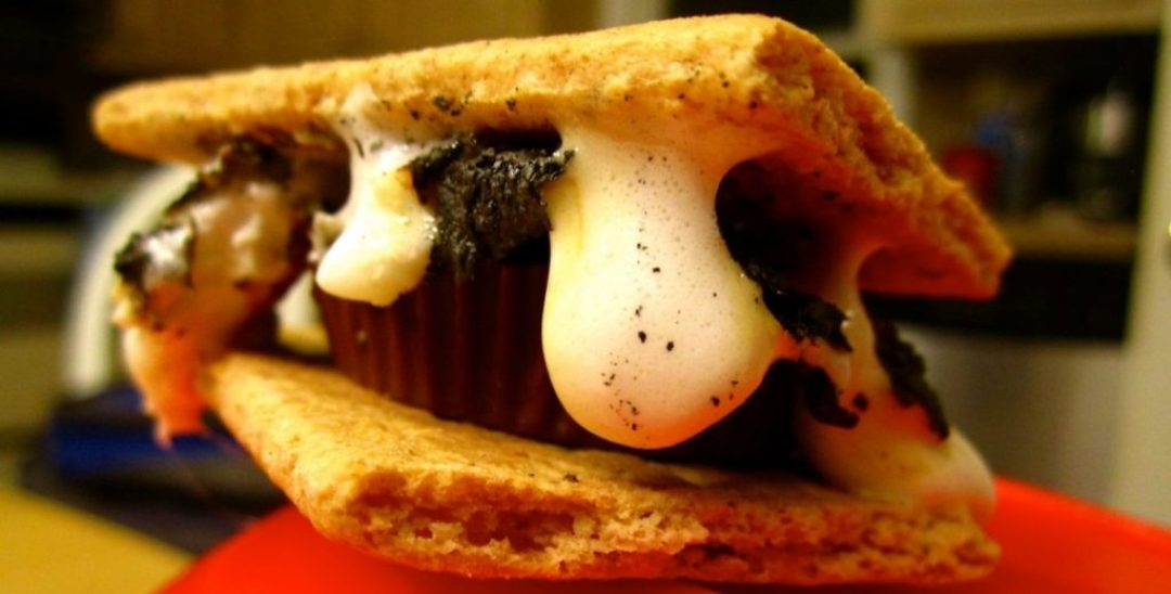 Peanut Butter Cup Smores