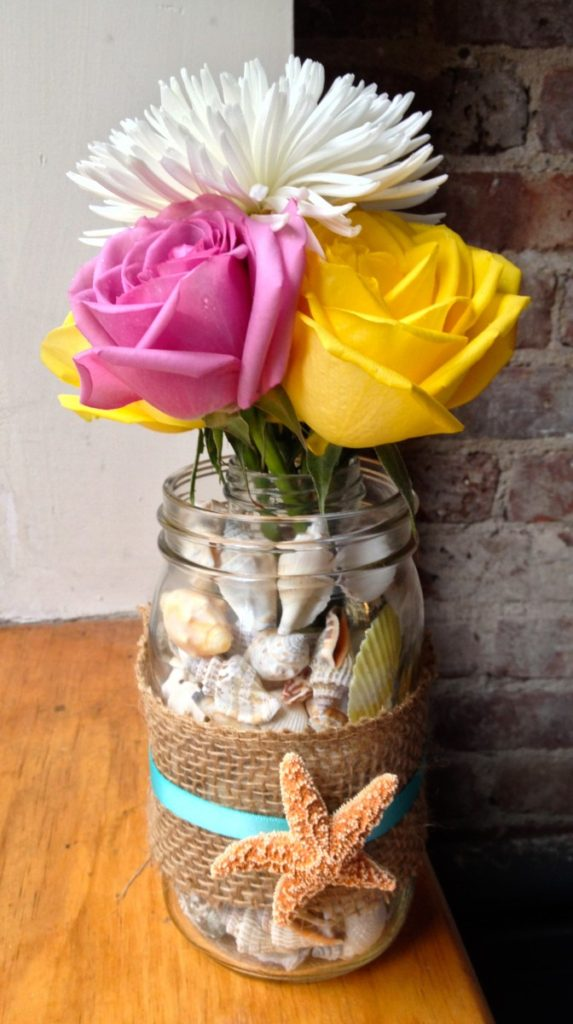 Diy Flower Vaseslilies And Loafers