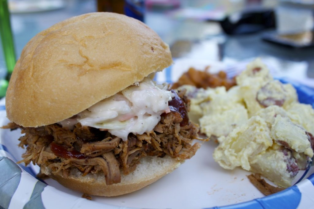 Pulled Pork and Slaw