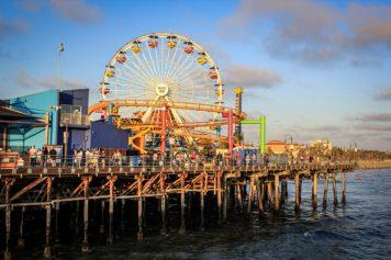 Santa Monica Board Walk