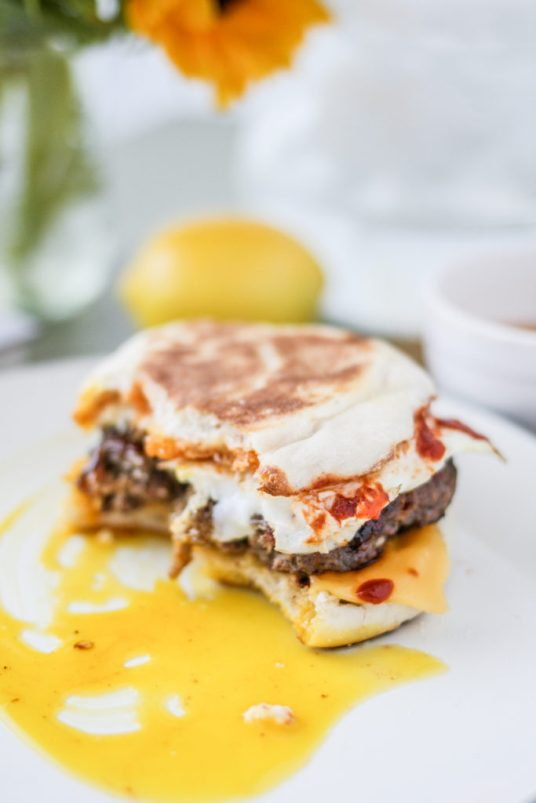 John's Breakfast Sandwiches Cravings - LiliesandLoafers
