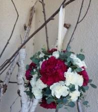 Flower Girl Carnation Ball