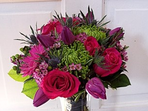 GT Resort wedding flowers