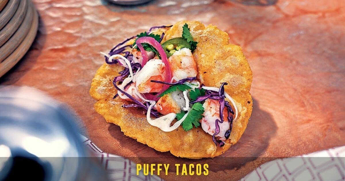 puffy tacos du texas