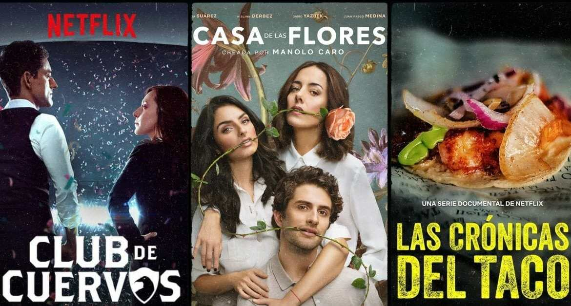 séries mexicaines netflix