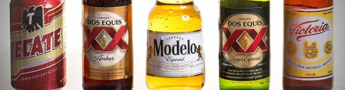 blogue cinco de mayo - bieres mexicaines