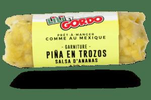 ananas garniture a tacos