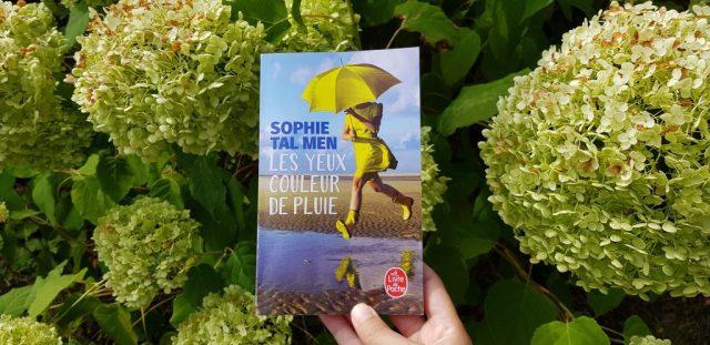 Les yeux couleur de pluie Sophie Tal Men