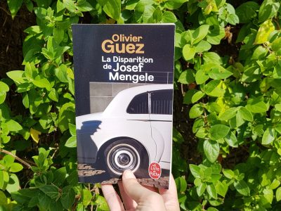 La disparition de Josef Mengele de Olivier Guez