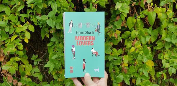 Modern lovers de Emma Straub