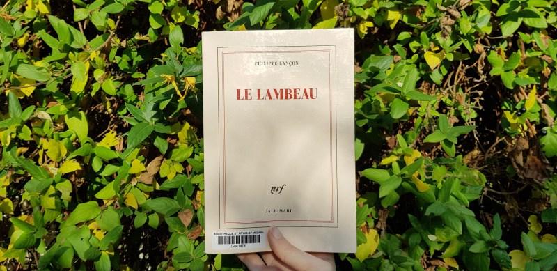 Le lambeau de Philippe Lançon