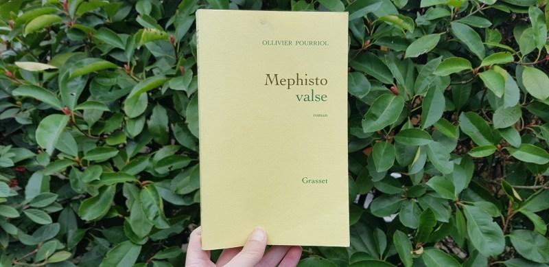 Mephisto valse de Ollivier Pourriol