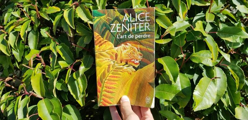 L'art de perdre d'Alice Zeniter