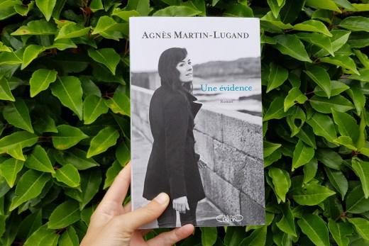 Une évidence d'Agnès Martin Lugand