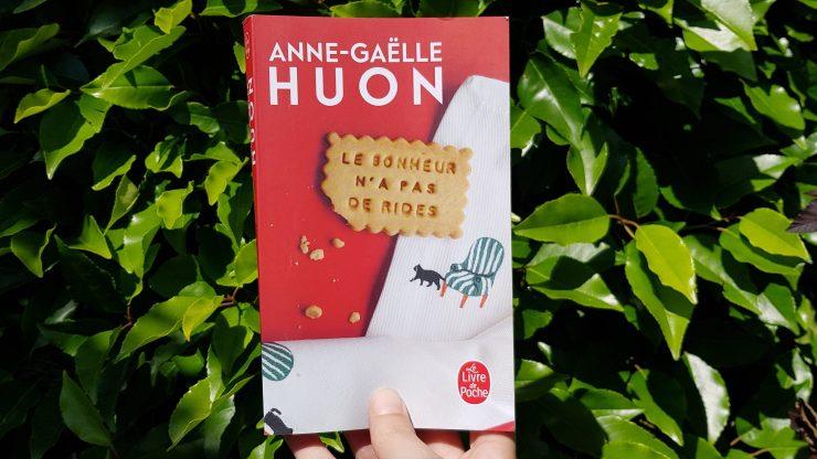 Le bonheur n'a pas de rides de Anne-Gaëlle HUON