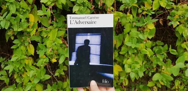 L'Adversaire Emmanuel Carrère
