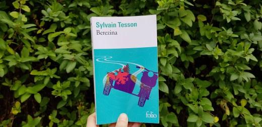 Berezina de Sylvain Tesson