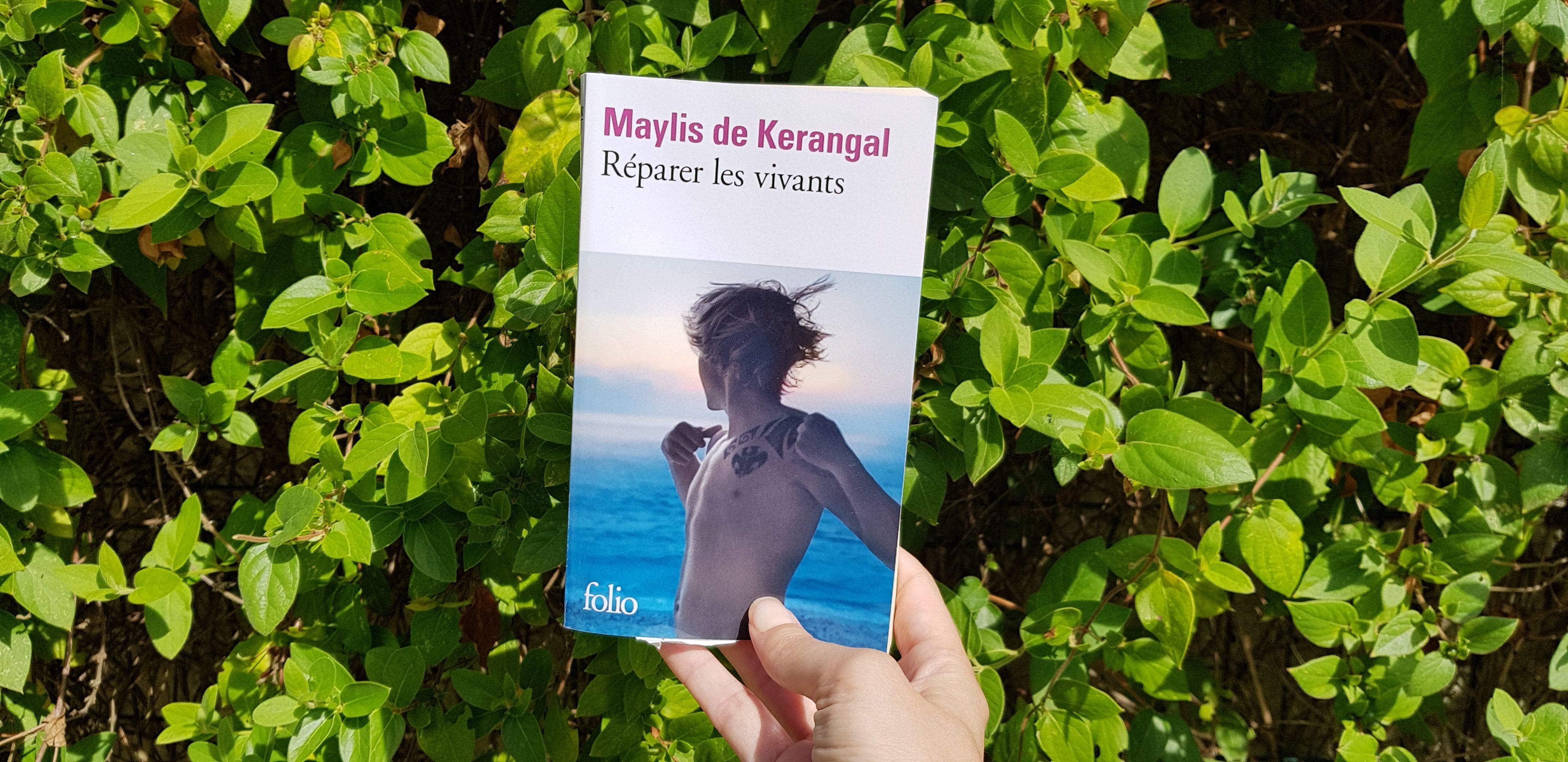 Réparer les vivants de Maylis de Kerangal