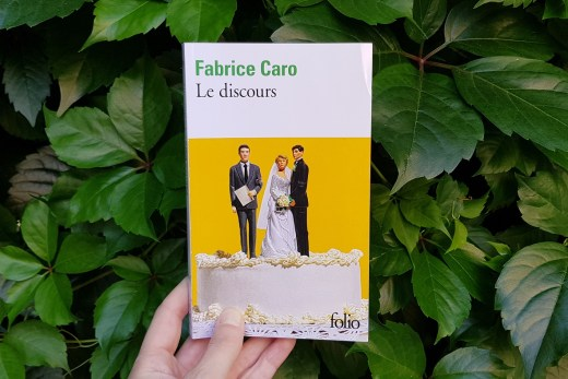 Le discours - Fabrice Caro
