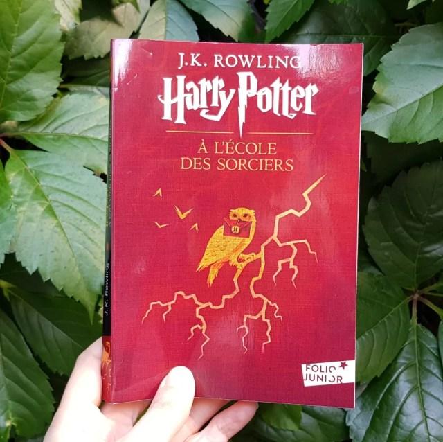Harry Potter à l'école des sorciers de J. K. Rowling