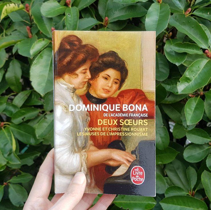 Deux soeurs - Dominique Bona