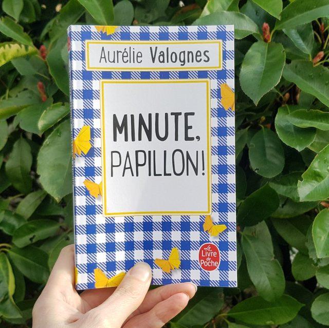 Minute papillon de Aurélie Valognes