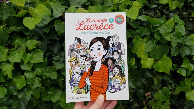 Le monde de Lucrèce T1 - Anne Goscinny, Catel