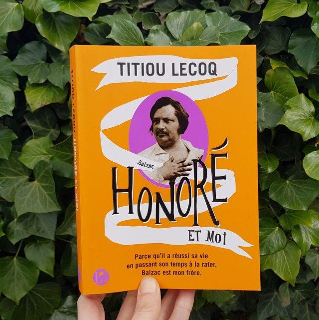 Honoré et moi - Titiou Lecoq