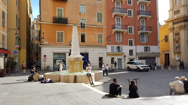 Vieux-Nice - place Rosseti