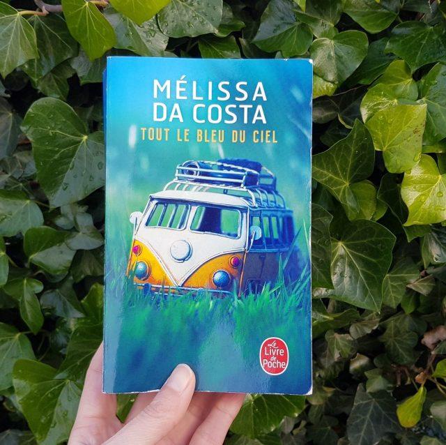 Tout le bleu du ciel Melissa Da Costa