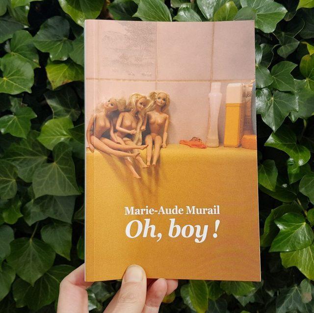 Oh, boy ! Marie-Aude Murail