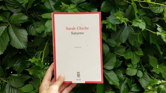 Saturne - Sarah Chiche