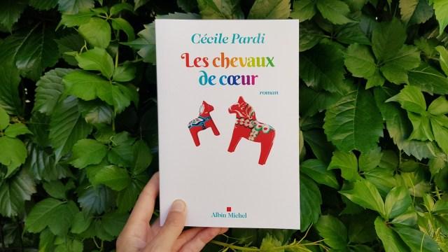 Les Chevaux de cœur - Cécile Pardi