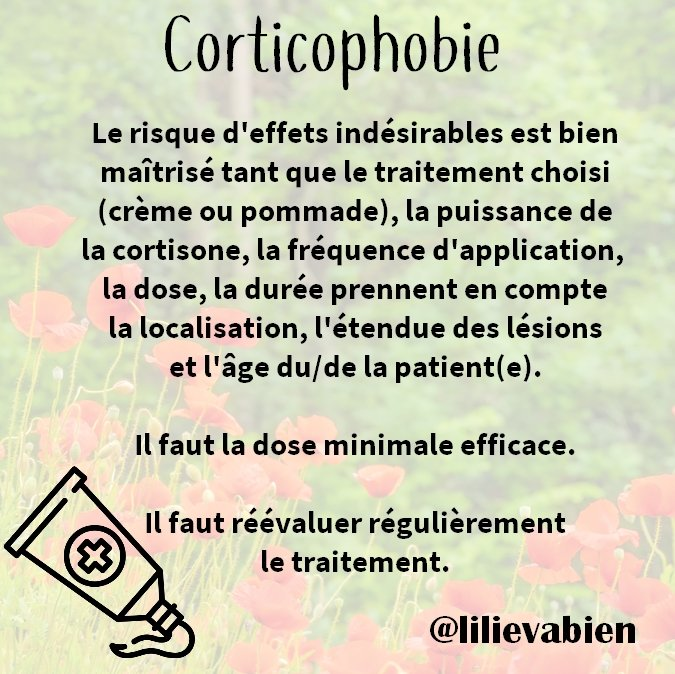 corticophobie