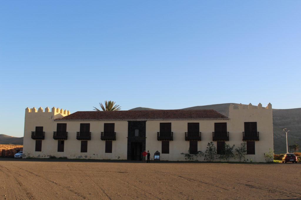 Casa de los Coroloneles - La Oliva - Fuerteventura